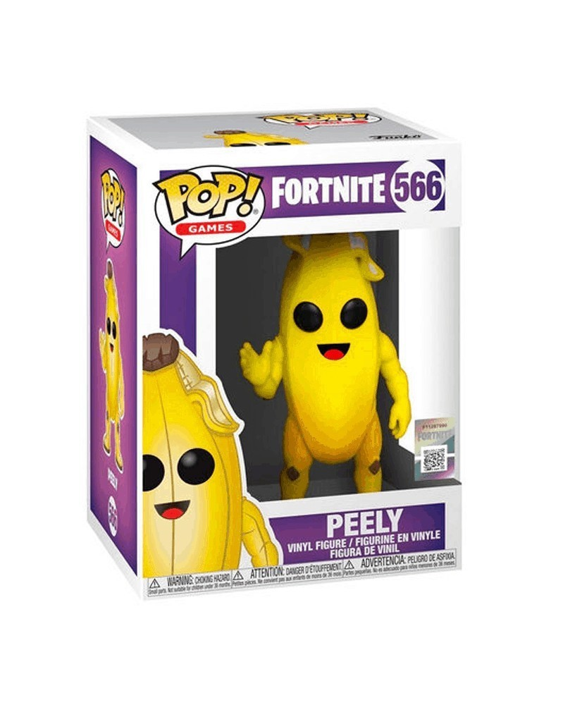 PREORDER Funko POP Games - Fortnite - Peely, caixa
