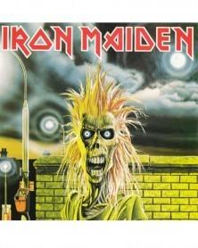 PREORDER POP Rocks - Iron Maiden - Iron Maiden (Skeleton Eddie), cover