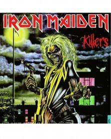 PREORDER Funko POP Rocks - Iron Maiden - Killers (Skeleton Eddie), capa