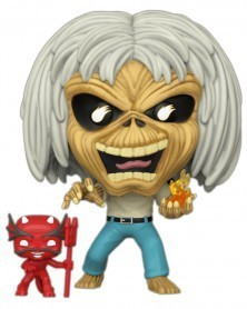 PREORDER Funko POP Rocks - Iron Maiden - Number of The Beast (Eddie)