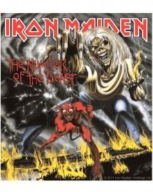 PREORDER Funko POP Rocks - Iron Maiden - Number of The Beast (Eddie), capa