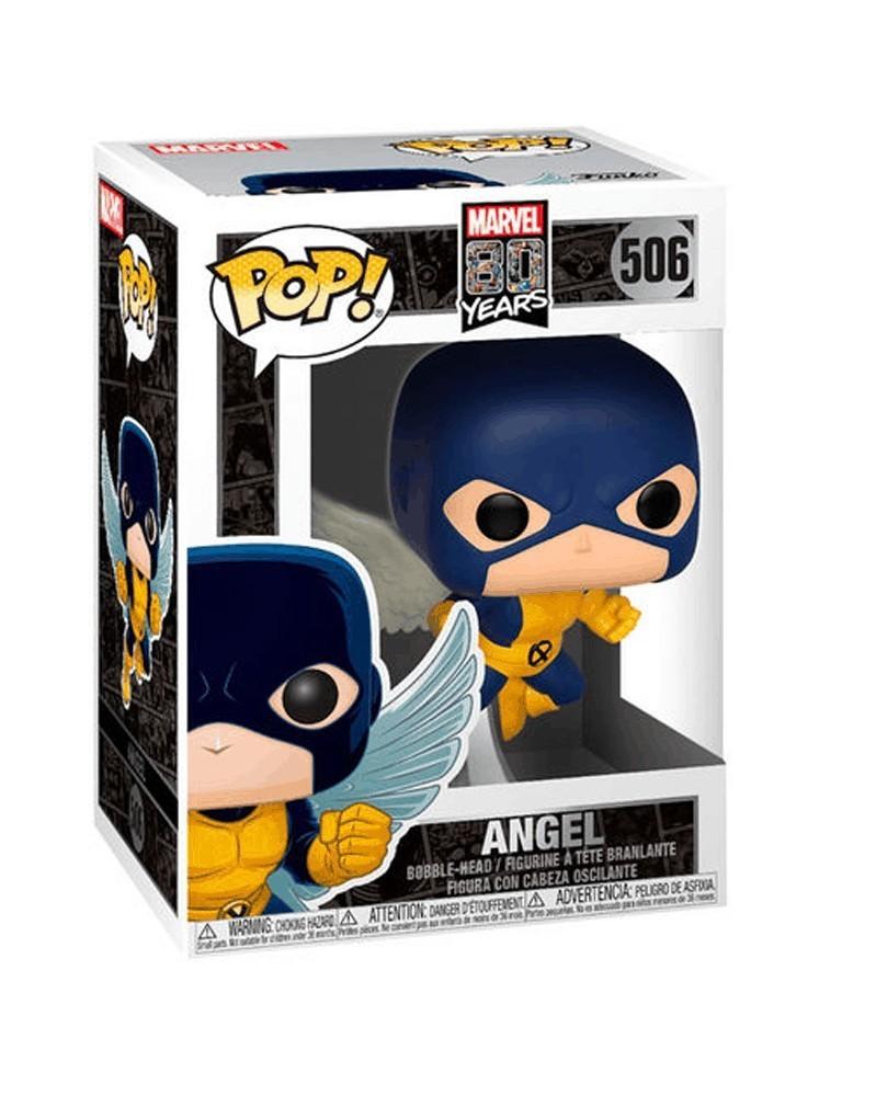 Funko POP Marvel 80 Years - Angel (1st Appearance), caixa