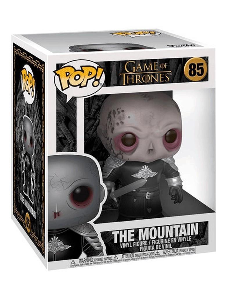 Funko POP Game of Thrones - The Mountain, caixa