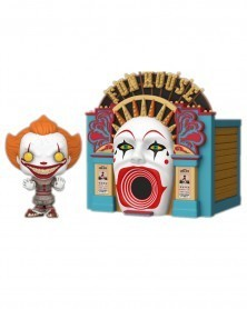 PREORDER Funko POP Movies - IT 2 - Demonic Pennywise With Funhouse