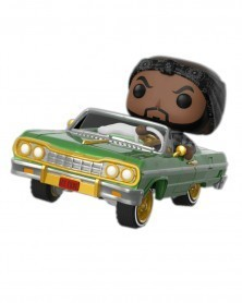 PREORDER Funko POP Rides - Ice Cube on Impala