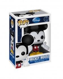 Funko POP Disney - Mickey Mouse 01, caixa