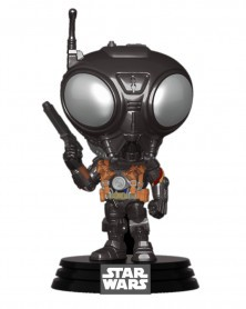 PREORDER! POP Star Wars - The Mandalorian - Q9-Zero