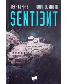 Sentient TP, de Jeff Lemire e Gabriel Walta (TKO) capa