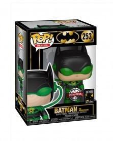 Funko POP Heroes - Batman The Dawnbreaker (Special Edition), caixa