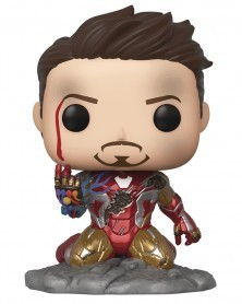 Funko POP Avengers: Endgame - I Am Iron Man (Previews Exclusive)