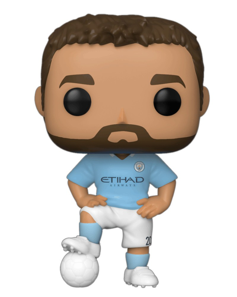 PREORDER! Funko POP Football - Manchester City - Bernardo Silva