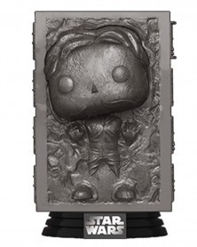 PREORDER! Funko POP Star Wars - Han Solo in Carbonite