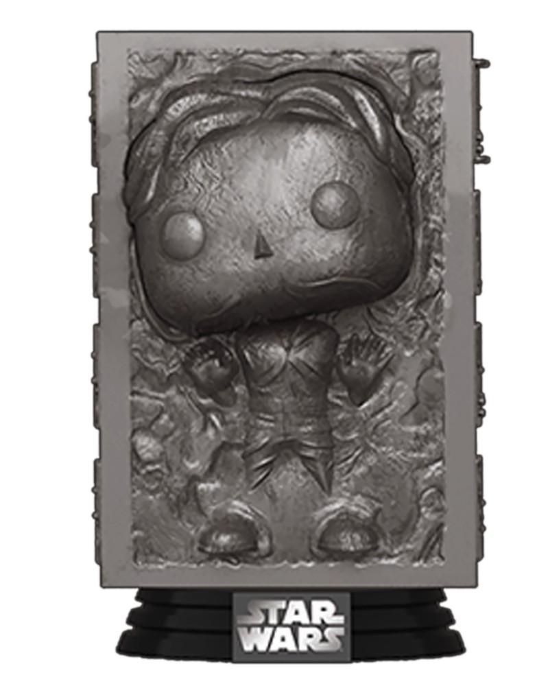 PREORDER! Funko POP Star Wars - Han Solo in Carbonite