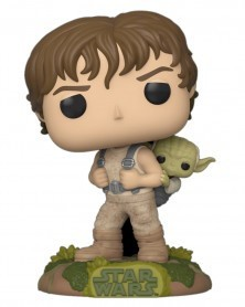 PREORDER! Funko POP Star Wars - Training Luke with Yoda