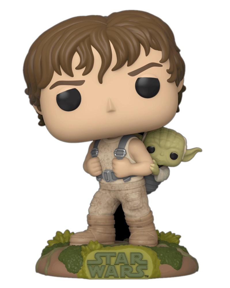 PREORDER! Funko POP Star Wars - Training Luke with Yoda