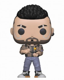 PREORDER! Funko POP Games - Cyberpunk 2077 - V-Male