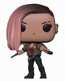 PREORDER! Funko POP Games - Cyberpunk 2077 - V-Female