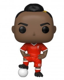 PREORDER! Funko POP Football - Liverpool - Sadio Mané