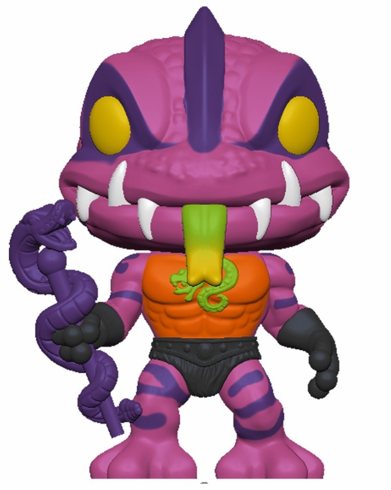 PREORDER! Funko POP Television - Masters of The Universe - Tung Lasher