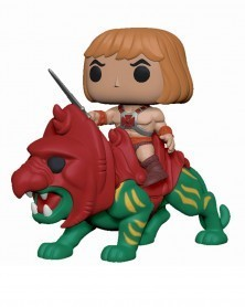 PREORDER! Funko POP Rides - Masters of The Universe - He-Man on Battle Cat