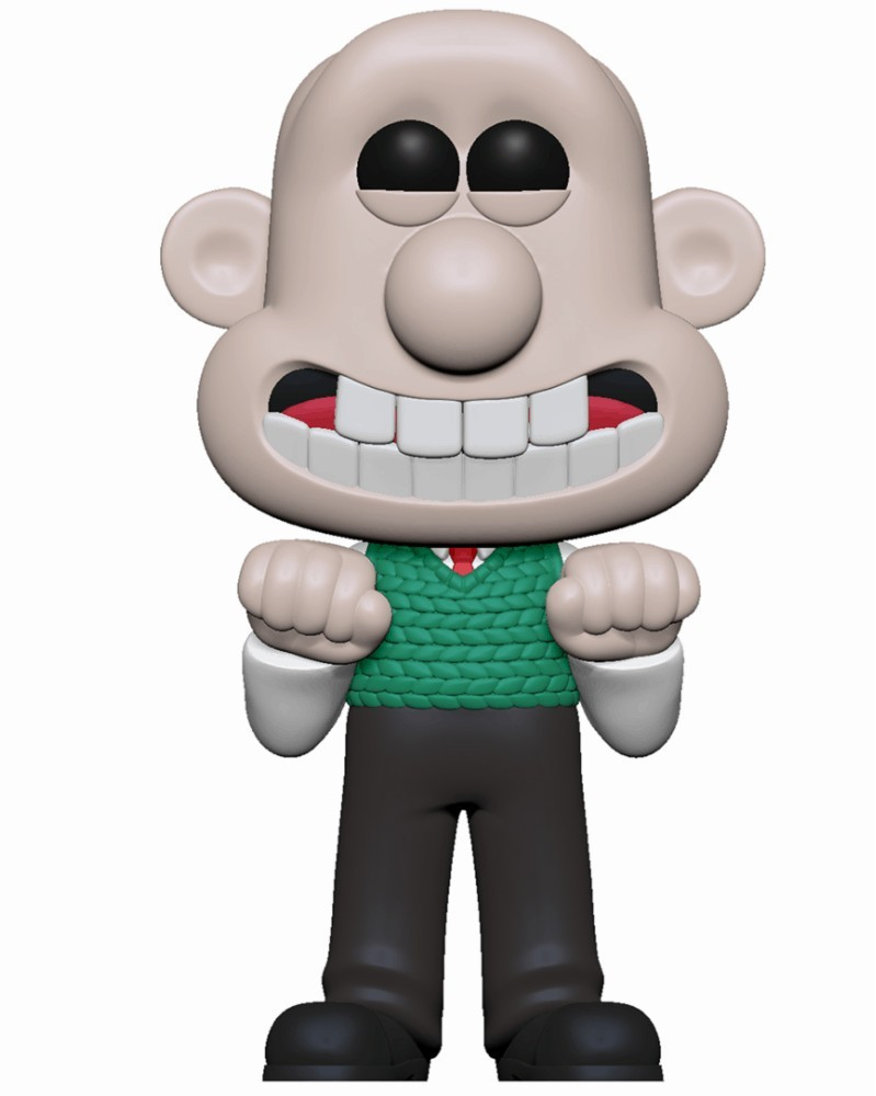 PREORDER! Funko POP Animation - Wallace & Gromit - Wallace