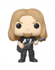 PREORDER! Funko POP Rocks - Slayer - Jeff Hanneman