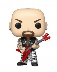 PREORDER! Funko POP Rocks - Slayer - Kerry King