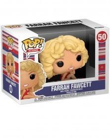 PREORDER! Funko POP Icons - Farrah Fawcett,caixa