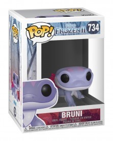 Funko POP Disney - Frozen 2 - Bruni, caixa