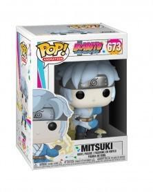PREORDER! Funko POP Anime - Boruto - Mitsuko, caixa