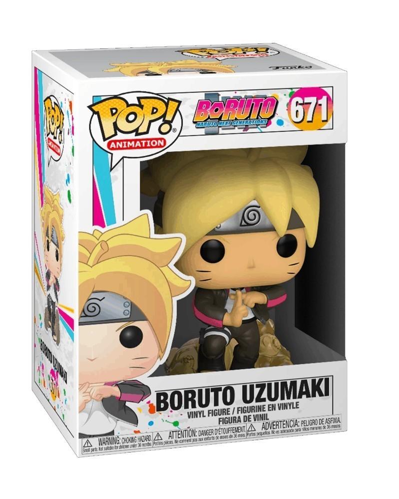 PREORDER! Funko POP Anime - Boruto - Boruto Uzumaki, caixa