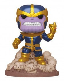 Funko POP Marvel - Thanos (Snapping his Fingers)