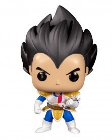 Funko POP Anime - Dragonball Z - Vegeta (Over 9000!) SE