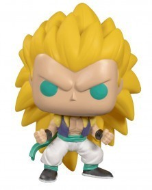 Funko POP Anime - Dragonball Z - Super Saiyan Gotenks