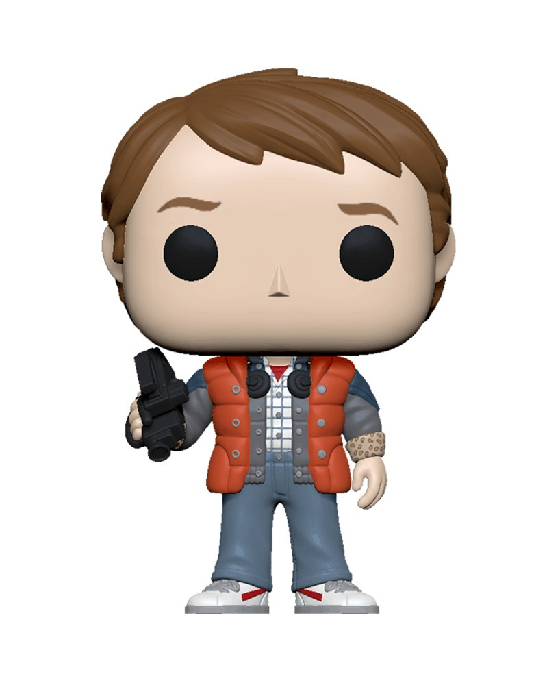 PREORDER! Funko POP Back To The Future - Marty (in Puffy Vest)