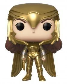 Funko POP Wonder Woman 1984 - Wonder Woman (Gold Power Pose)