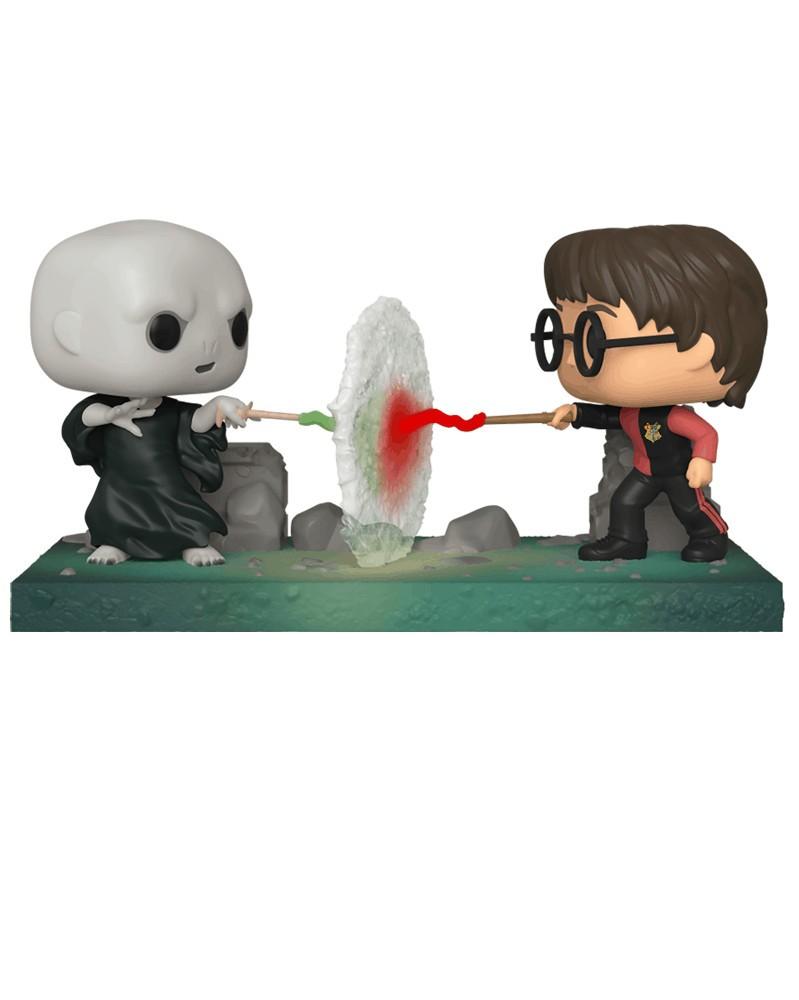 PREORDER! Funko POP Moments - Harry Potter - Harry vs. Voldemort