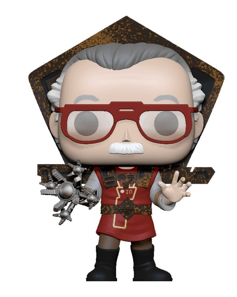 PREORDER! Funko POP Icons - Stan Lee (in Ragnarok Outfit)