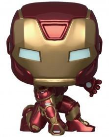 PREORDER! POP Marvel - Avengers Game - Iron Man (Stark Tech Suit)