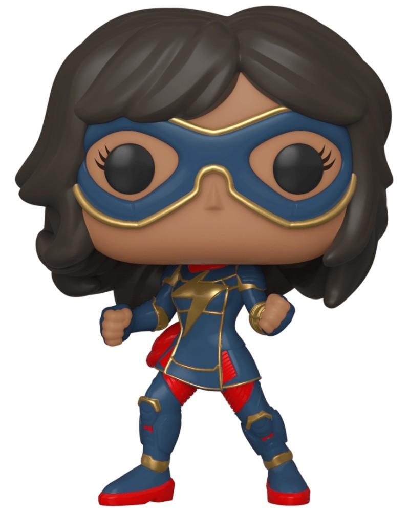 PREORDER! POP Marvel - Avengers Game - Kamala Khan (Stark Tech Suit)