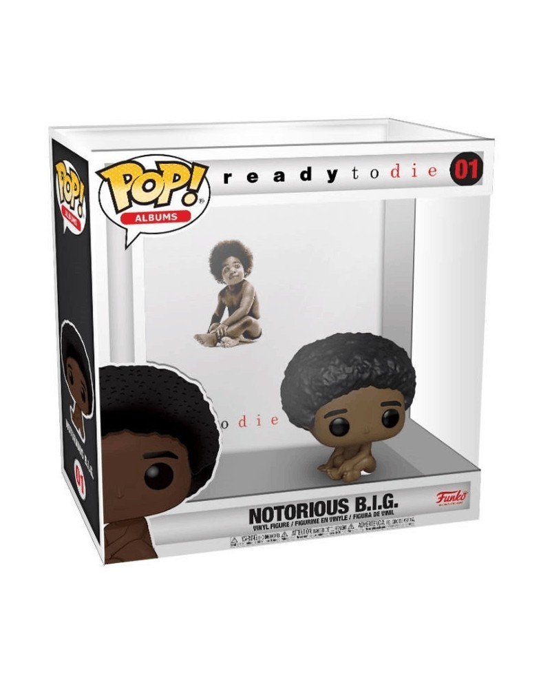 PREORDER! Funko POP Albums - Notorious Big: Ready To Die