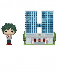 PREORDER! POP Anime - My Hero Academia - U.A. High School w/ Deku in Uniform