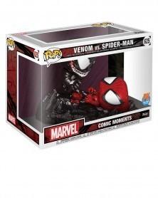 PREORDER! Funko POP Marvel - Venom vs. Spider-Man (PX Exclusive), caixa