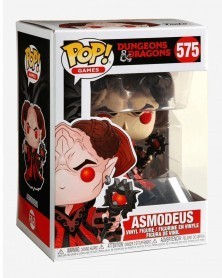 Funko POP Games - Dungeons & Dragons - Asmodeus, caixa