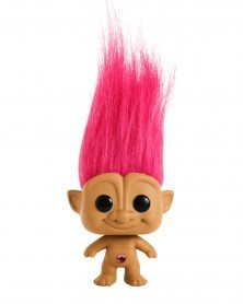 Funko POP Animation - Good Luck Trolls - Pink Troll