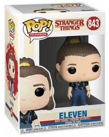 Funko POP TV - Stranger Things - Eleven (3rd Season) 843, caixa