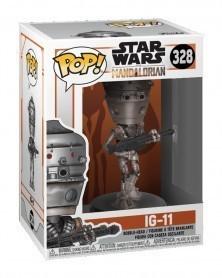Funko POP Star Wars - The Mandalorian - IG-11, caixa