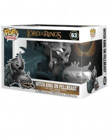 Funko POP Rides - Lord of The Rings - Witch King on Fellbeast, caixa