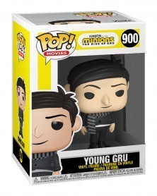 PREORDER! Funko POP Movies - Minions: The Rise of Gru - Young Gru, caixa