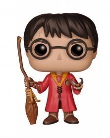 Funko POP Harry Potter - Harry Potter (Quidditch)